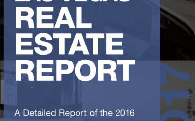 2016 Las Vegas Residential Real Estate Report